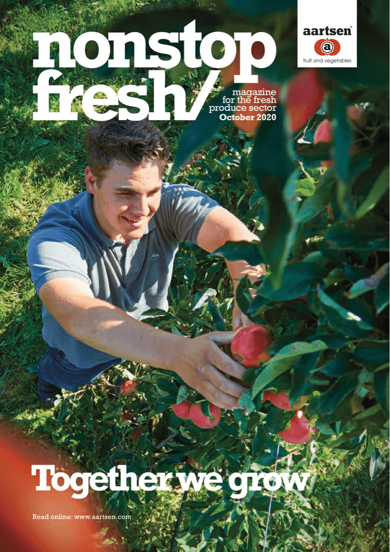 Nonstopfreshfresh Magazine Aartsen Cover May